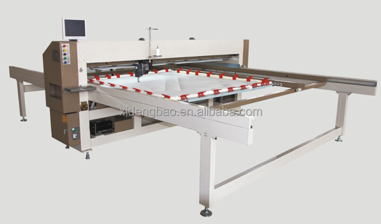 XXD-26 Computerized Single Needle Quilting Machine