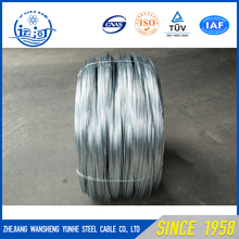 2017 hot sale el wire/ galvanized wire 6mm/ iron wire