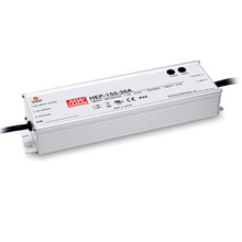 Meanwell LED Driver HEP-150-15A IP65 Waterproof LED Power Supply 150W 15V 10A