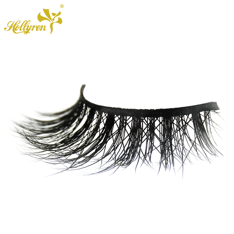 Wholesale Private Label Pro 3D Mink Eyelashes for Makeup