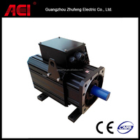 0~500HZ for ceramics factory electric direct drive servo motors design