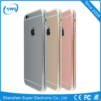 Wholesale TPU Transparent Case for iphone 6 6s 6 plus,Ultra Thin 0.6mm TPU Case Cover for iphone 6 6s 6 plus