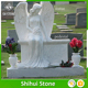 Shihui Stone India Black Monument Western Style Bench Tombstone And Memorial Headstones
