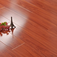 Eco-Friendly unilin click easy install laminate flooring for living room