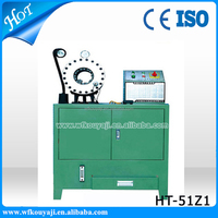2 inch hot selling hydraulic hose press machine for engineering and construction machinery