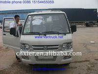price of foton van foton refrigerated van