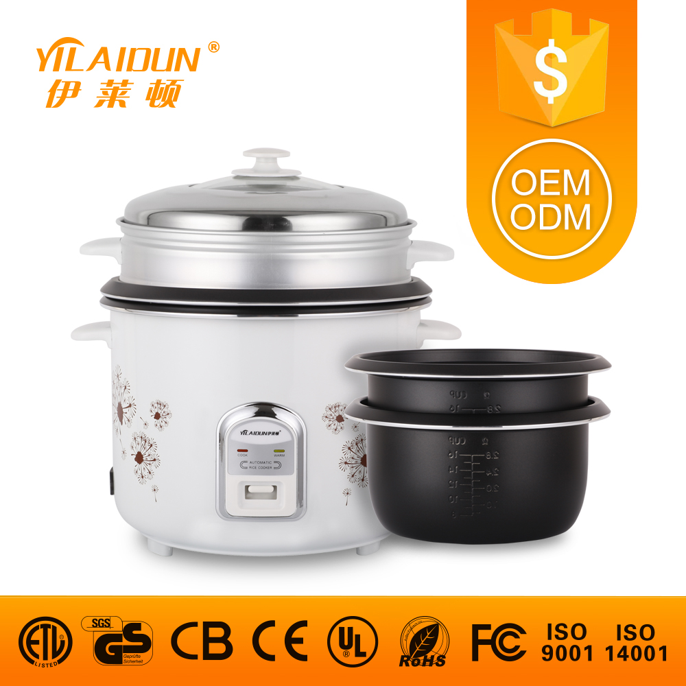 Import pet animal products from china big red aluminum pot multi electric rice cooker