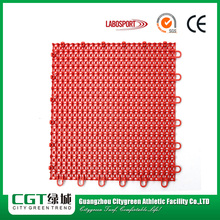 Anti Slip Outdoor Plastic Interlocking Removable Sports Basketball Court Flooring Tile