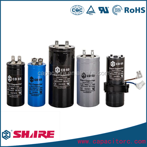 Hot style low price cd60 motor starting capacitor