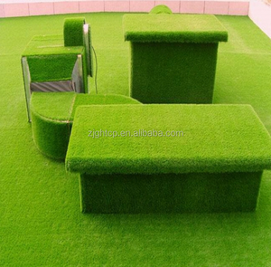 Memory carpet grass clear plastic floor mats for hardwood floors