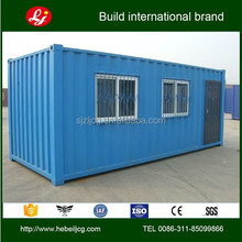 20 Feet Prefabricated Living Container House Container Home