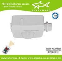 High bay infrared outdoor street light sensor switch