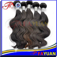 Good reputation hair Popular style virgin hair extensions