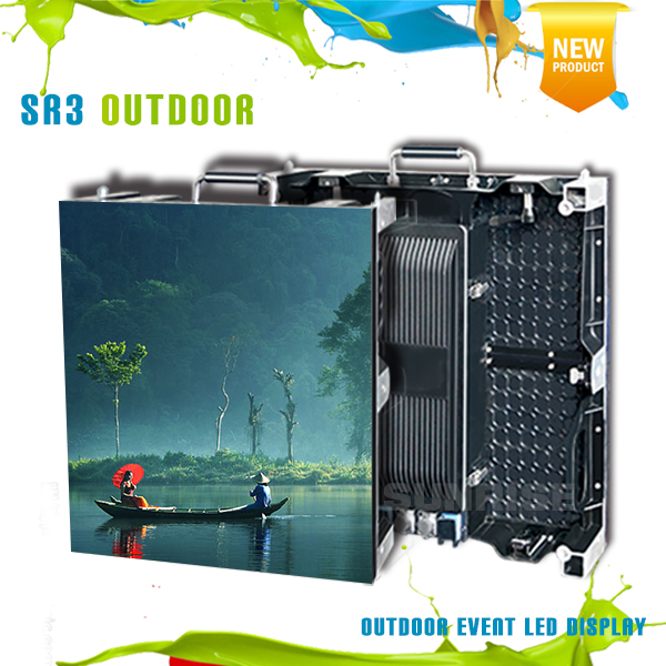 alibaba express portable price good quality ultra slim good function outdoor rental P4.81 screen video wall sign