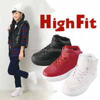Fashion High-cut Sport Shoes,Child,Lady and Men's Board Shoes