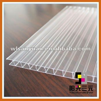 Sunclear polycarbonate