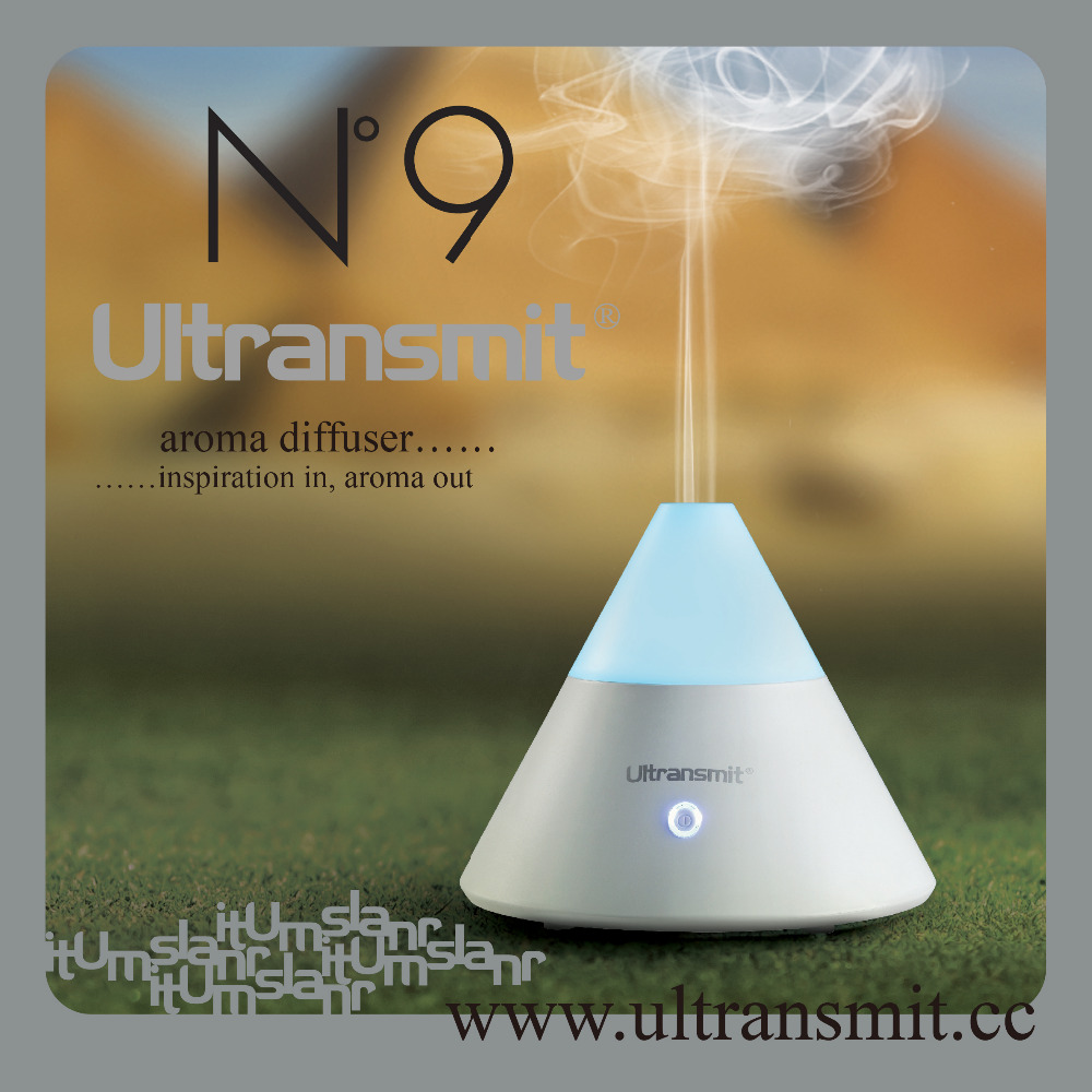 Cheap portable ultrasonic hvac scent diffuser system with timer & mist adjustable for aromatherapy