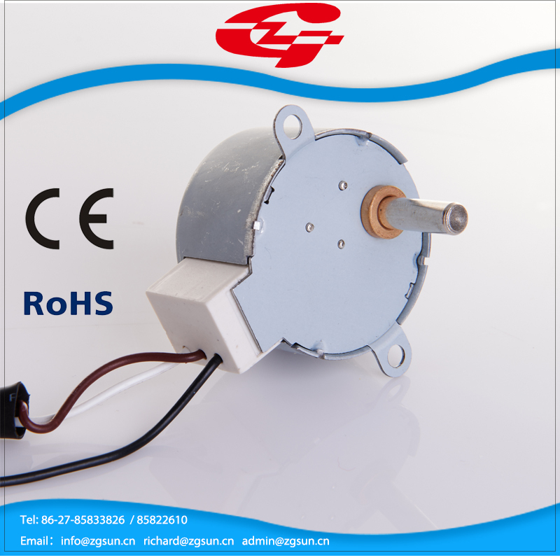 2017 new product ac 110/240V low rpm permanent magnet synchronous motor
