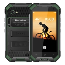 Latest 4g Smartphone Blackview BV6000 32GB IP68 Waterproof Dustproof Shockproof