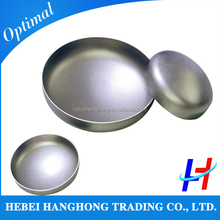 stainless steel large diameter pipe end cap steel manufacturer