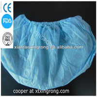 Nonwoven Overshoes