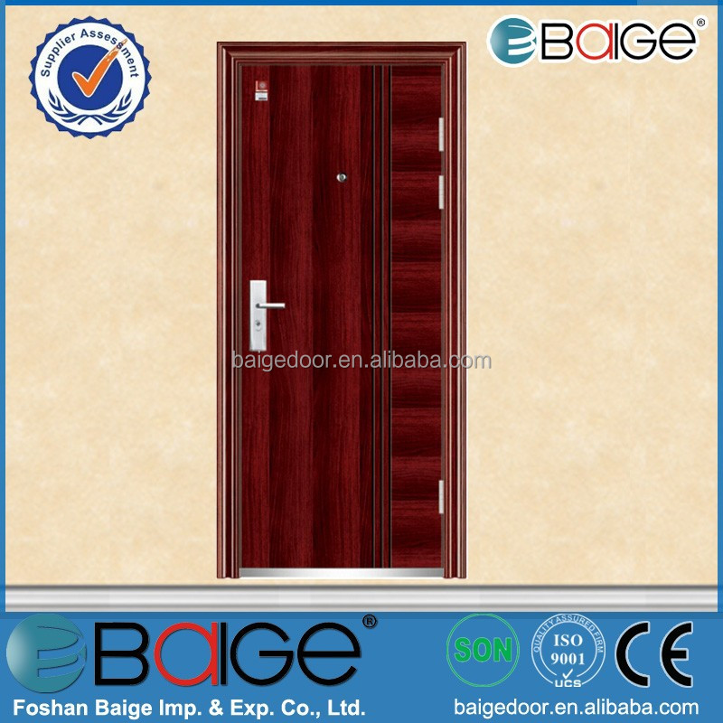 BG-F9063 fire door push bar/fire rated glass door/2 hours fire rated door