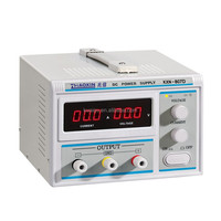 KXN-807D 80V 7A Precision Digital Adjustable Switching DC Regulated Power Supply Lab Bench Power Source