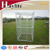 galvanized steel dog kennel size