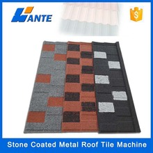 Low price best selling solar roof tiles Stone Coated Metal Roof Tile For House