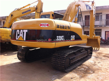 Japan Used Excavator / Used Mini Excavator / Used Crawler Excavator 320C for sale