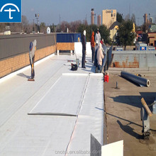Best quality TPO flat roofing materproof material for building wateproofing