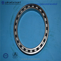 high speed bearing ceramic ball bearing/ thin section bearing v groove bearing