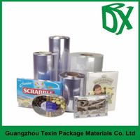 Chinese supplier customizable printed OPP packing tape plastic film