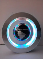 Novel Wedding Gifts ! Magnetic floating levitation 4 inch world globe