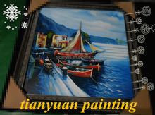 Canvas art oil painting china manufacturer