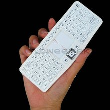 Ultra Mini Wireless Keyboard for mac os with Touchpad for ipad iphone