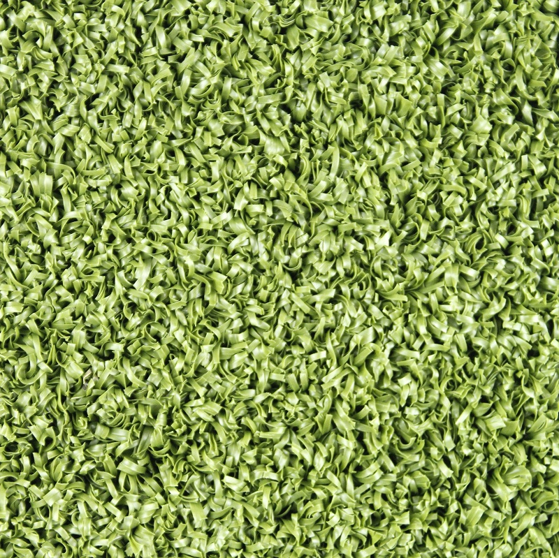 Emulation Synthetic Turf Used for Baseball or Other Outdoor Sport Court Flooring