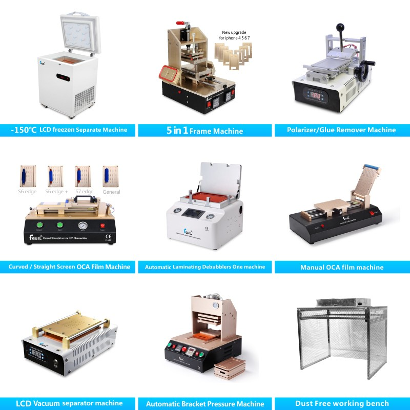 Best selling cell phone referbishing machine wholesale