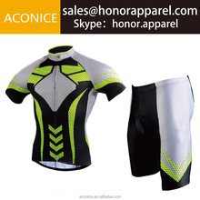 Best after service OEM/ODM Design custom made custom design quick dry comfortable graphic sublimation printing cycling wear