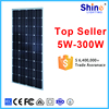 Mono-crystalline Silicon Solar Module/PV system /for battery charging with CE certificate