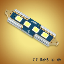 36MM 4SMD 2835 from china oem cheap 4smd universal led bulb canbus 2835 strip auto reading lights
