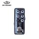 Mooer Micro Digital Preamp 003 Power-Zone High quality dual channel preamp with 3Band EQ effect pedal 2 different modes for foot