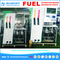 High Efficient Fuel Refuel Cost Effective