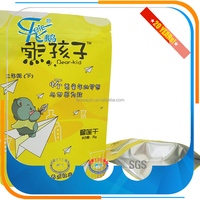High qulity plastic food packaging bag , stand up pouch , stand up bag