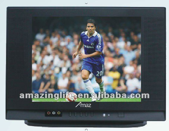 29 inch ultra slim crt tv with low price