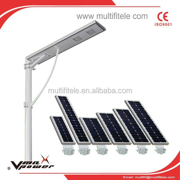 30W LED solar street light with CE approved