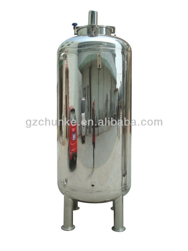 CHKE Made in China RO water storage plastic tank for water treatment/water pressure tank/RO water tank