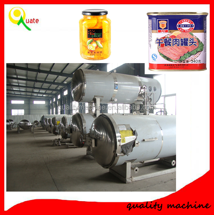 Professional steam or water used single pot sterilizing steaming autoclave/ steam autoclave