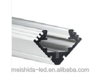 China hot sale led profile for led strip light/led strip profile corner