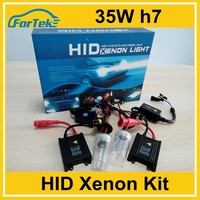 12v super slim h7 hid xenon kit 35W 6000k